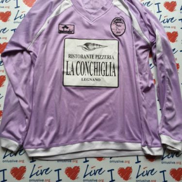 Shirt match worn Legnano 2012-2013