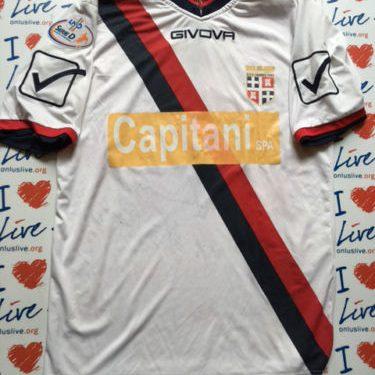 Shirt Match Worn TORRES 2015-2016