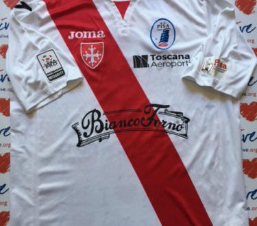 Shirt Match Worn PISA 2015-2016