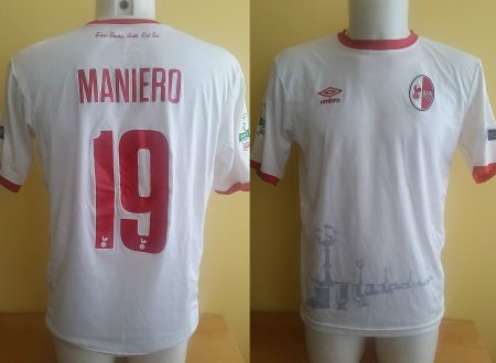 Shirt Match Worn BARI 2016-2017