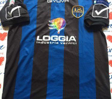 Shirt Match Worn LATINA 2016-2017
