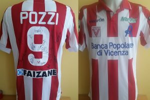 Shirt Match Worn VICENZA 2016-2017