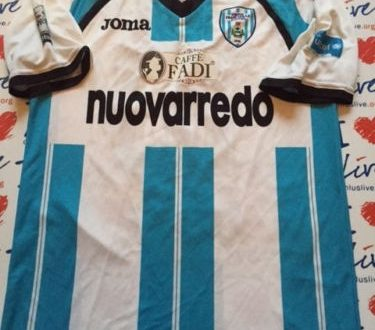 Shirt Match Worn VIRTUS FRANCAVILLA 2016-2017
