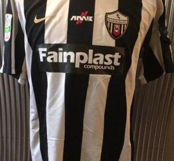Shirt Match Worn ASCOLI 2016-2017