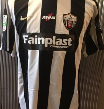 Shirt Match Worn ASCOLI 2016-2017