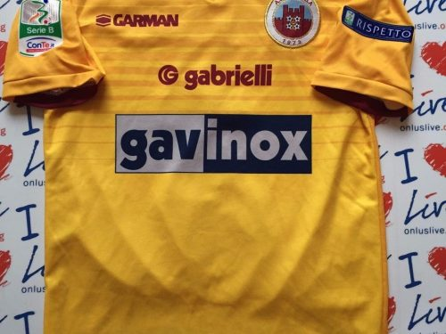 Shirt Match Worn CITTADELLA 2016-2017