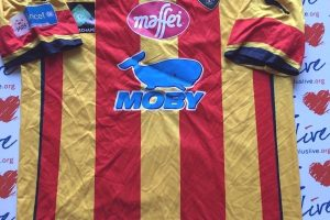 Shirt Match Worn LECCE 2016-2017