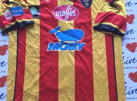 Shirt Match Worn LECCE 2016-2017
