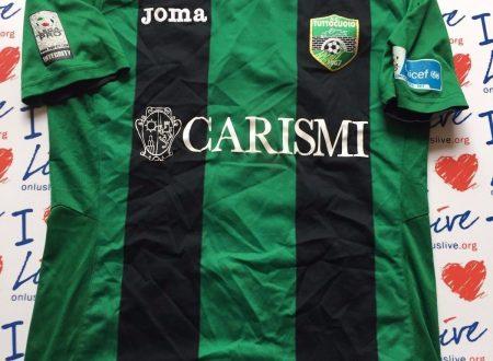 Shirt Match Worn TUTTOCUOIO 2016-2017