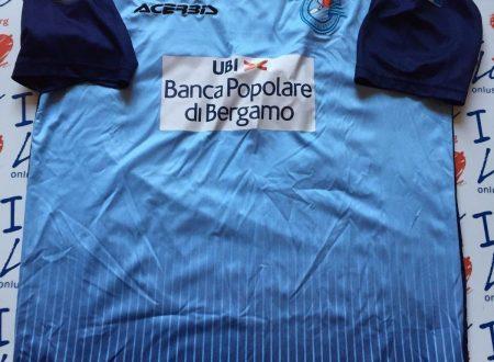 Maglia Match Worn ALBINO LEFFE 2016-2017
