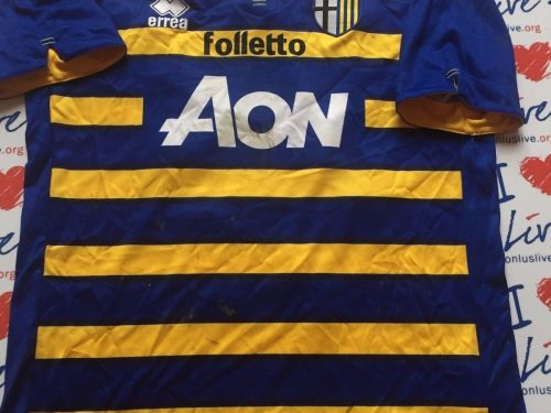 Shirt Match Worn PARMA 2016-2017