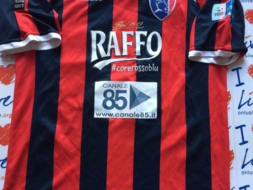 Shirt Match Worn TARANTO 2016-2017