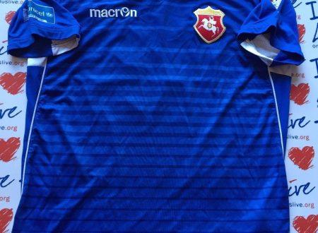 Maglia Match Worn ANCONA 2016-2017
