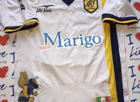 Shirt Match Worn JUVESTABIA 2016-2017