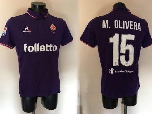 Shirt Match Worn FIORENTINA 2016-2017