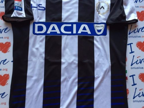 Shirt Match Worn UDINESE 2016-2017