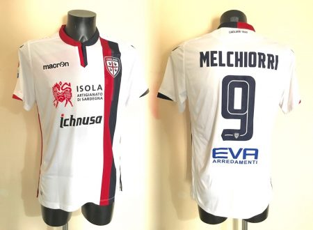 Shirt Match Worn CAGLIARI 2016-2017