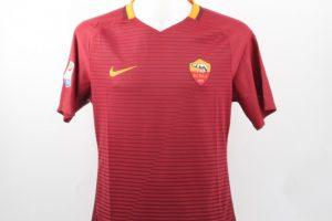 Shirt Match Worn ROMA 2016-2017