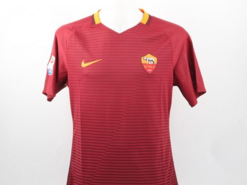 Shirt Match Worn ROMA 2016-2017