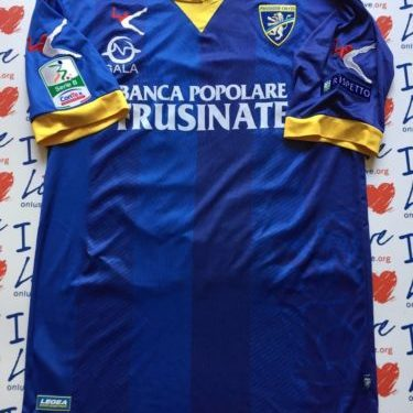 Shirt Match Worn FROSINONE 2016-2017