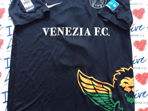 Shirt Match Worn VENEZIA 2016-2017