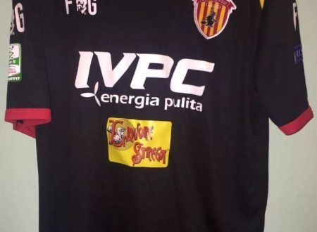 Shirt Match Worn BENEVENTO 2016-2017