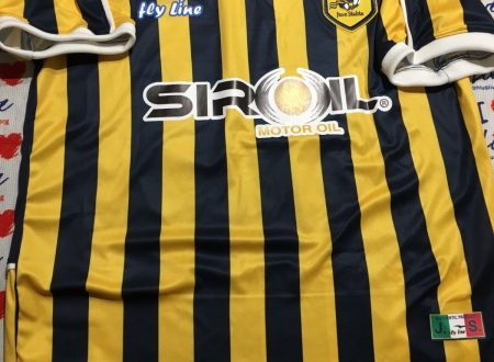 Shirt Match Worn JUVESTABIA 2018-2019