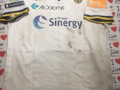 Shirt Match Worn HELLAS VERONA 2018-2019