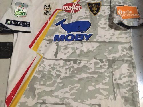 Shirt Match Worn LECCE 2018-2019