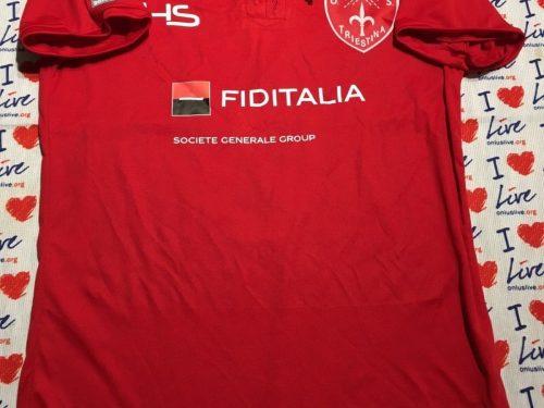 Shirt Match Worn Triestina 2018-2019
