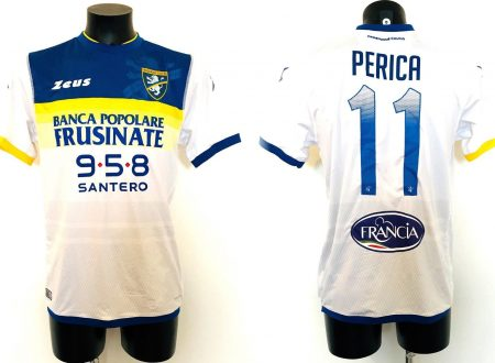 Shirt Match Worn FROSINONE 2018-2019