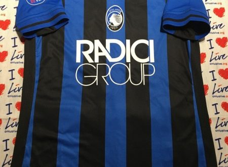 Shirt Match Worn ATALANTA 2018-2019