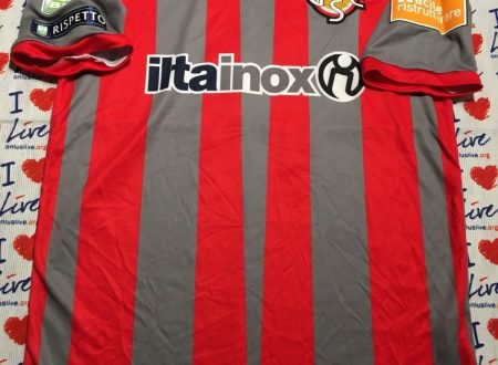 Shirt Match Worn CREMONESE 2018-2019
