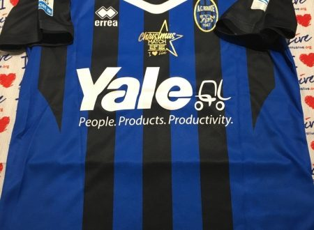 Shirt Match Worn RENATE 2017-2018