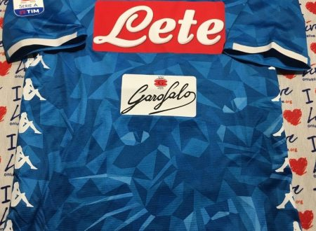 Shirt Match Worn NAPOLI 2017-2018