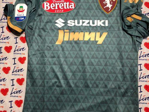 Shirt Match Worn TORINO 2018-2019