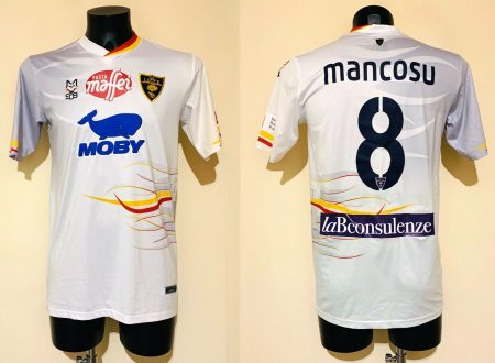 Shirt Match Worn LECCE 2019-2020