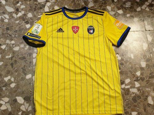 Shirt Match Worn PISA 2019-2020