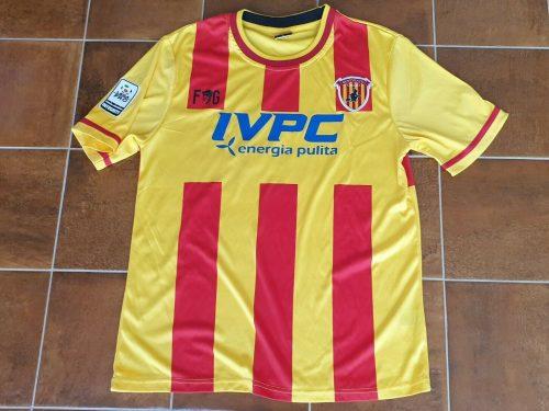 Shirt Match Worn Benevento 2015-2016