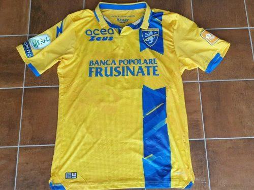 Shirt Match Worn FROSINONE 2019-2020